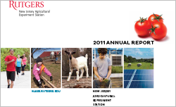 2011 NJAES Annual Report