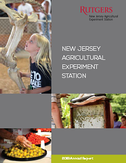 2013 NJAES Annual Report