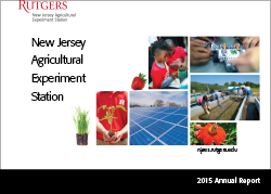 2015 NJAES Annual Report