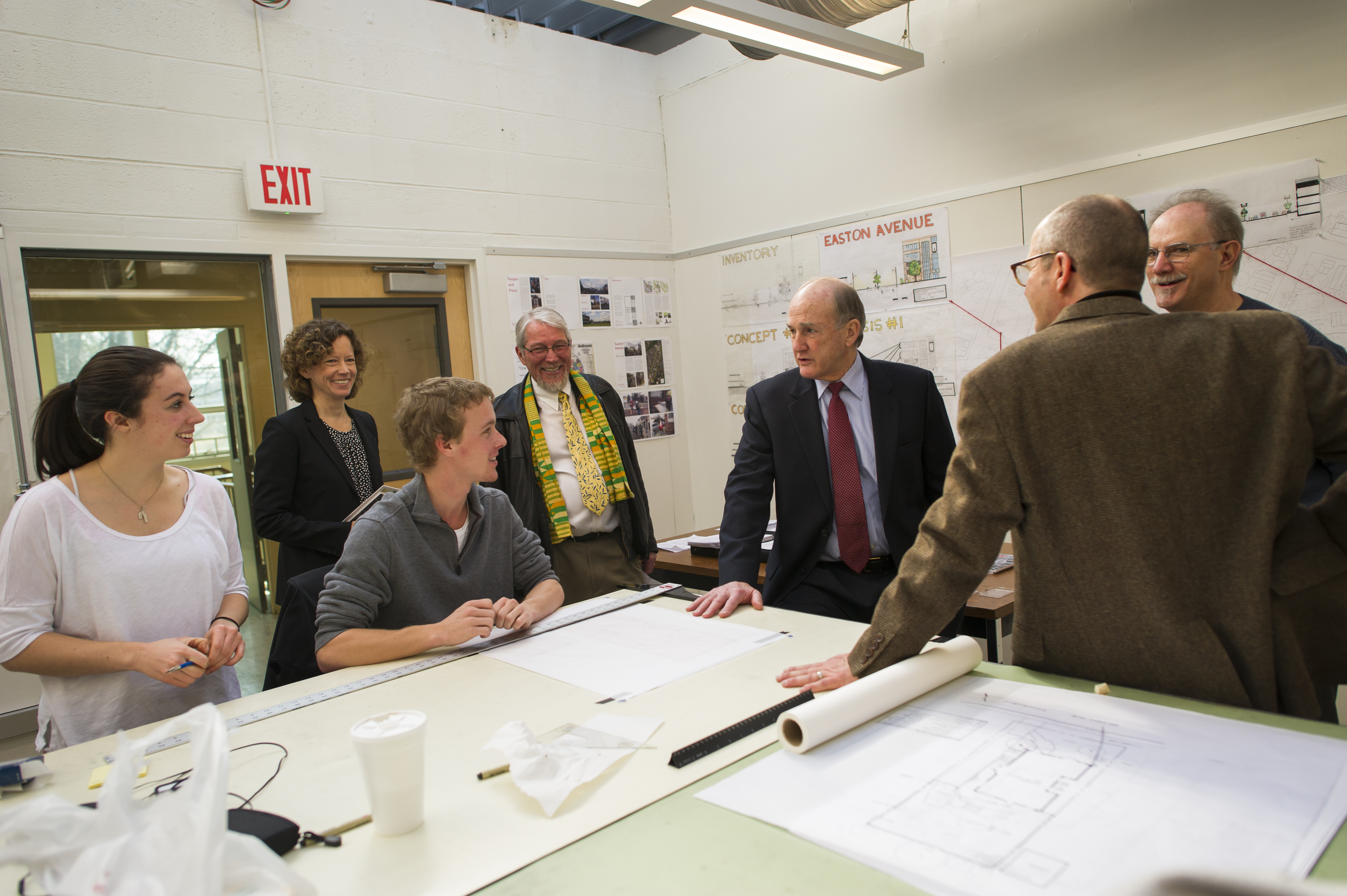 Department of Landscape Architecture at Blake Hall