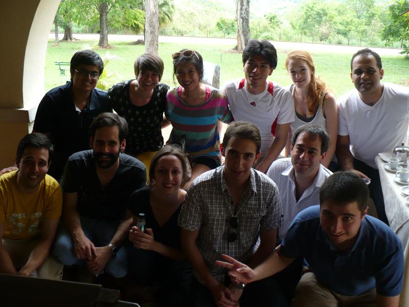 2013 International Symposium of Undergraduate Research in Brazil