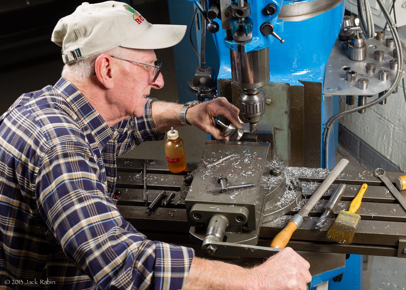 Rutgers Machine Shop is Back in Business Newsroom