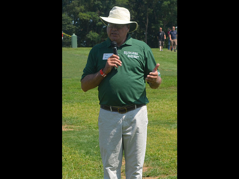 2014 Rutgers Turfgrass Research Field Days
