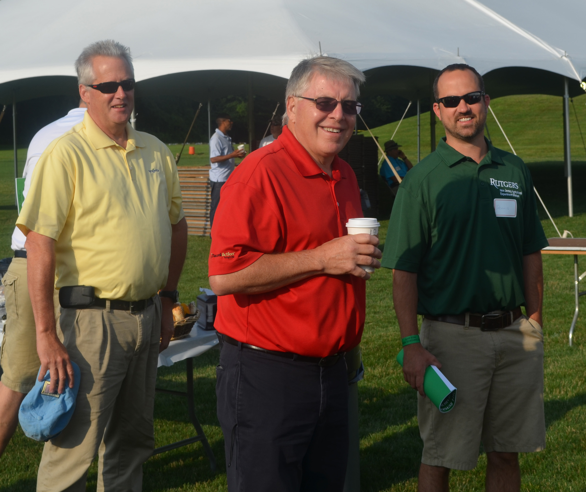 2014 Rutgers Turfgrass Research Field Days