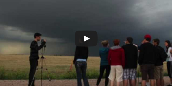Video: Storm Chasing with Rutgers University