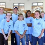 Equine Science Center Hosts Youth Groups