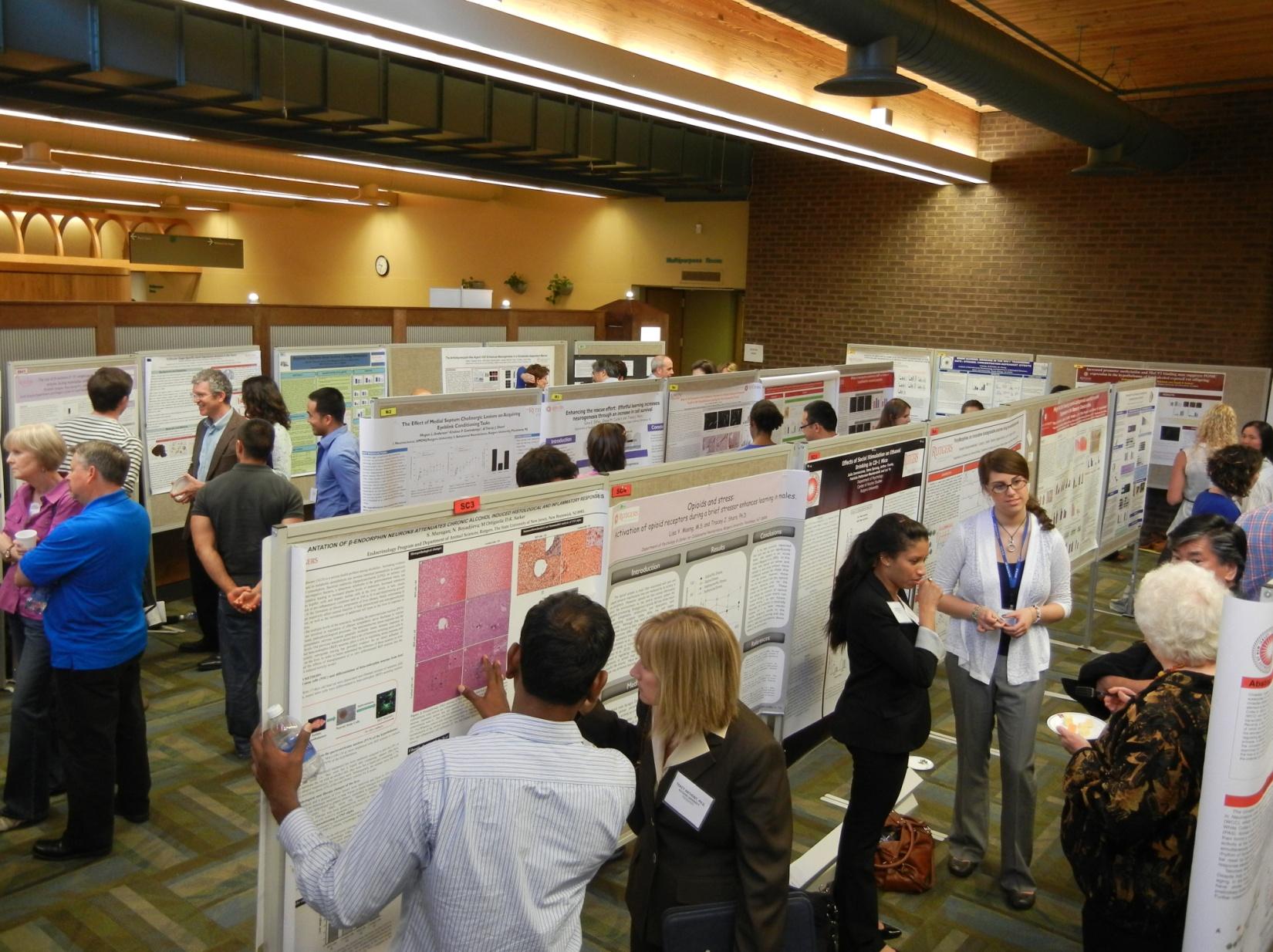 Endocrinology Workshop Poster Session Newsroom