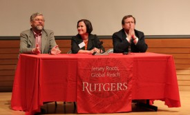 Photo: Energy Symposium Panel Discussion 2012