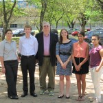 Rutgers Students Attend Annual Research Symposium at University of São Paulo in Brazil