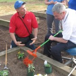 Rotary-Rutgers Enabling Garden Initiative Adds New Site in Middlesex County