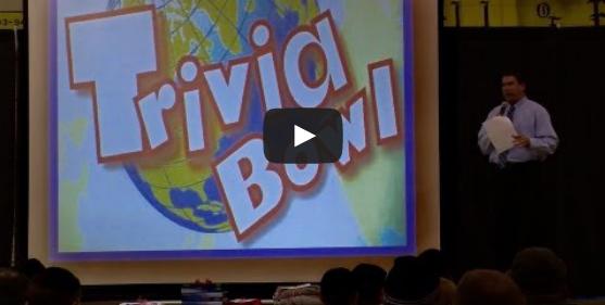 Video: Rutgers Trivia Bowl