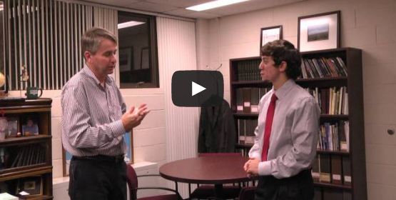 Video: Dr. Robinson Winter Weather Outlook