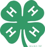 4-H Youth Development logo