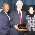 Skip Hyberg (CC '74) Honored with USDA's Economist of the Year Award