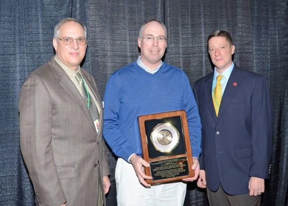 The Official Botanic Garden Of Rutgers: Rutgers Gardens Wins Environmental Stewardship Award From