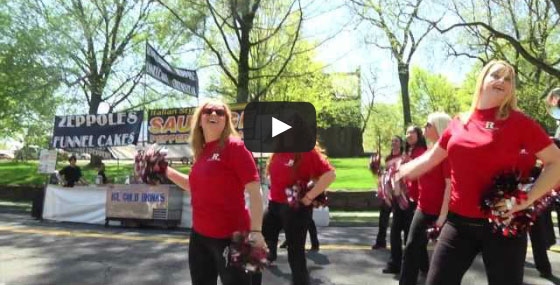 Video: Rutgers Day