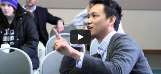 Video: Rutgers SEBS - George H. Cook Scholars Event 2013