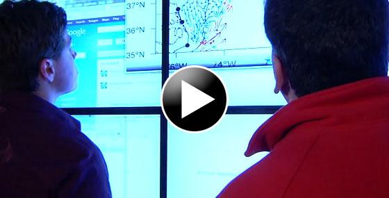 Video: Rutgers Assists Coast Guard