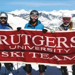 Cook Alumni Put out Welcome Mat for Rutgers Ski Team