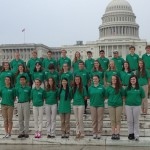 NJ 4-H Teens Boost Leadership Skills and Civic Engagement at Citizenship Conference in the Nation's Capital