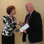 Mark Robson Wins International Leadership Award