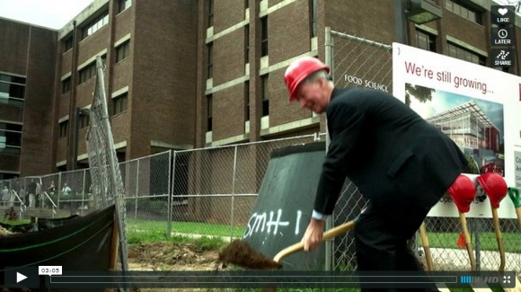 Breaking Ground: Ballinger & IFNH's Mission to Fight Childhood Obesity