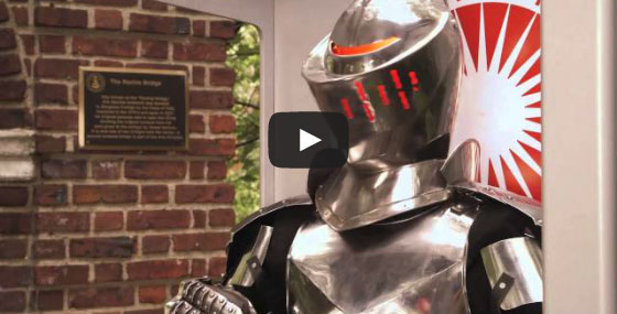 Video: Rutgers Orientation kNight (RON)