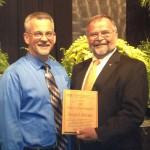 New Jersey Nurseryman Ken Osterman Wins National Friend of Extension Award