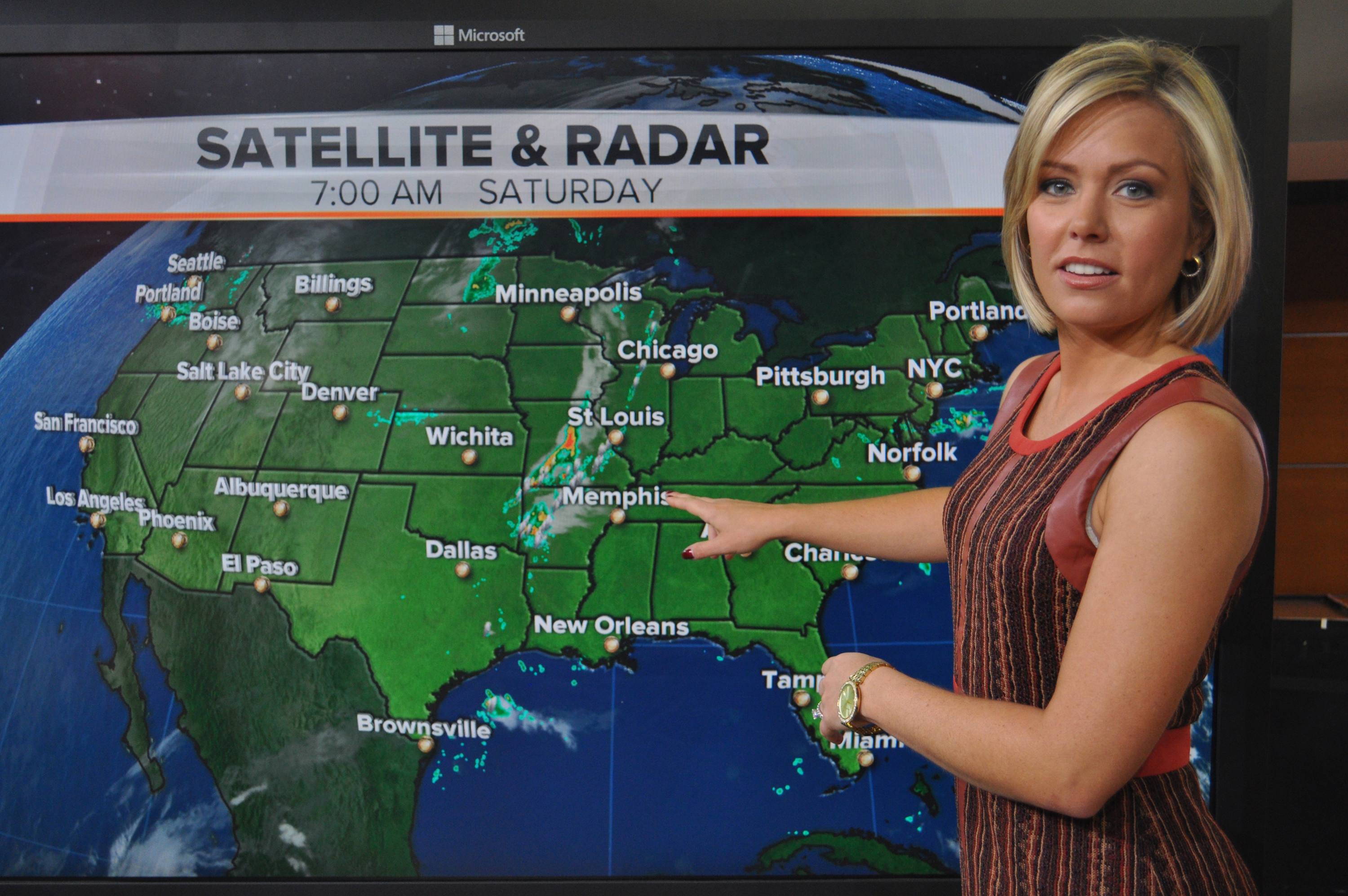 alumni story scientist and tv personality finds meteorology fun dylan