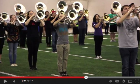 Rutgers Marching Band to Perform at Super Bowl