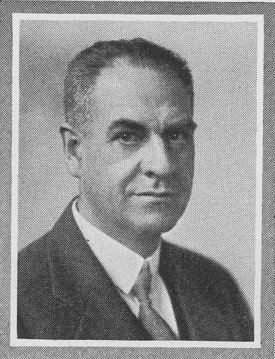 John W. Bartlett c. 1930 Courtesy of Department of Animal Sciences