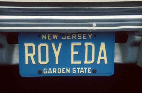 Roy established the largest elective course at Rutgers entitled Environmental Design Analysis (EDA) and had a customized license plate ROY EDA for many years.