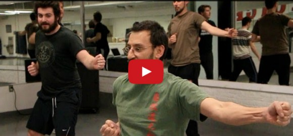 Video: T'ai Chi Class Mixes Meditation and Combat at Rutgers