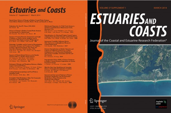 Estuaries & Coasts Journal coverlarge