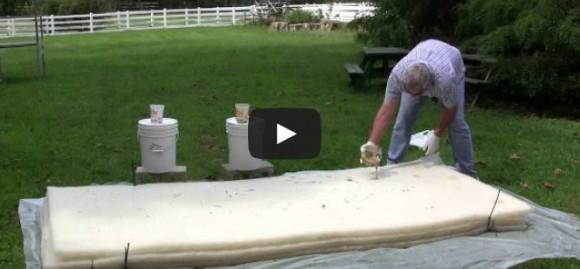 Video: Floating Wetland