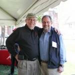 Alumni Enjoy Executive Dean's Ag Field Day Garden Party