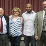 Five Cook Alumni Honored for Careers, Service