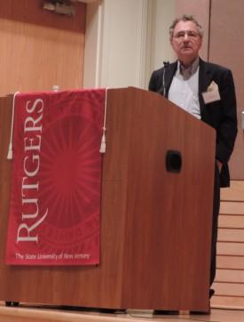 REI Founding Director Paul Falkowski