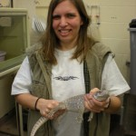 Alumni Story: For Amanda Szucsik (Cook '01), Working with Lab Animals Ignites a Dream