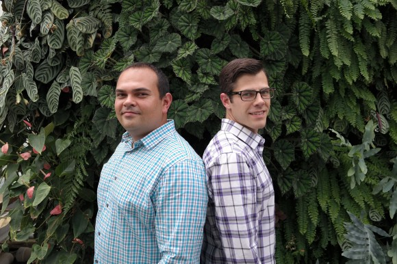 Michael A. Coraggio (Left) and Ryan M. Burrows (right)
