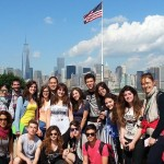 Rutgers 4-H Helps Host Sicilian Youth in Collaborative Program Funded by U.S. State Department