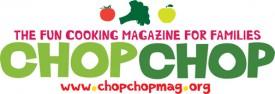 Chop Chop magazine logo.