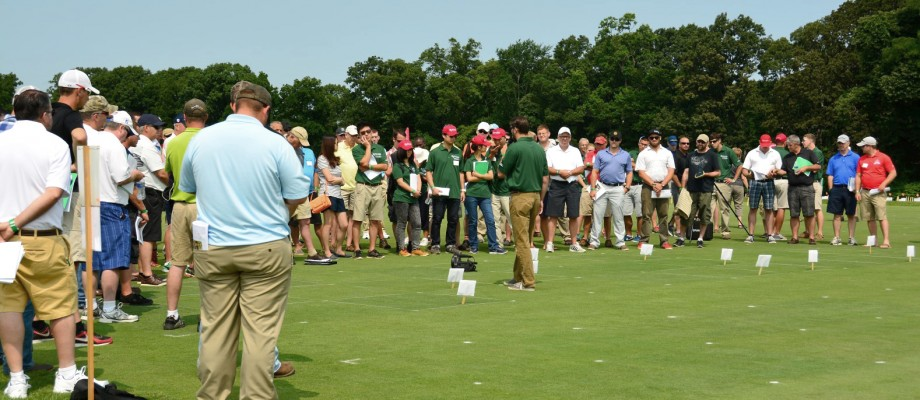Annual Rutgers Turfgrass Research Field Days Draws Record Attendance