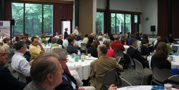 The Sustainable Raritan River Collaborative held its 6th Annual Sustainable Raritan River Conference and Awards Ceremony on June 13 at the Cook Campus Center.