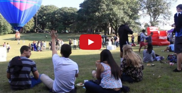 Video: Community Day Brings Rutgers Students Together