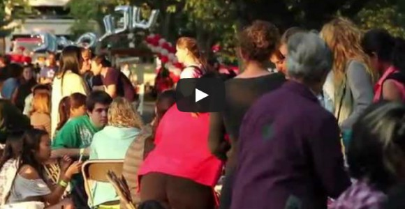Video: Cook/Douglass Community Day 2014 at Rutgers University