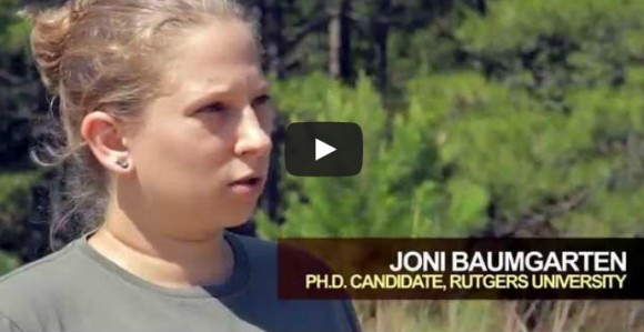 Video: Rutgers University Pinelands Field Station Student Research