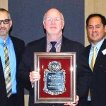 Mark Robson Receives New Jersey Public Health Award
