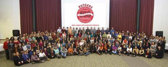Rutgers Cooperative Extension 2014. Photo: Jeff Heckman