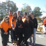 "Rutgers Environmental Science Students Volunteer at Local ""Freecycle"" Event"